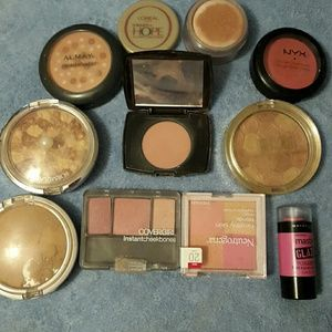Other - Bronzer/highlight/blush lot